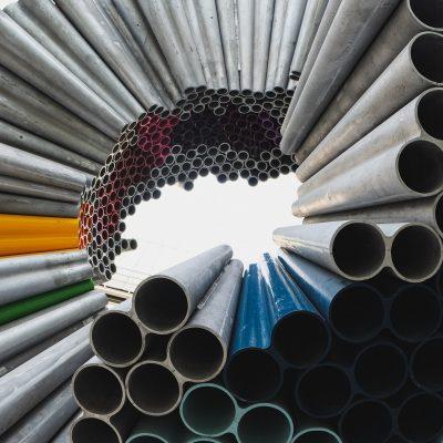 circle pipes